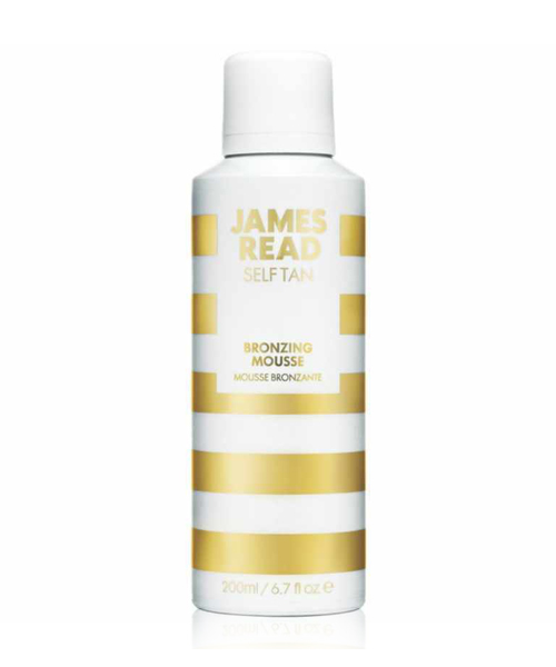 James read : BRONZING MOUSSE FACE BODY : <p>Бронзирующий мусс</p>