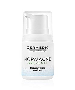 Dermedic : Normacne Mattiffying day cream