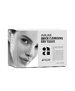 Avajar : Quick cleansing dry tissue