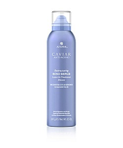 Alterna : CAVIAR Anti-Aging Restructuring Bond Repair Leave-in Treatment Mousse