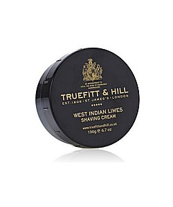 Truefitt Hill : West Indian Limes Shaving Cream