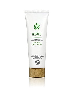 NAobay (Испания) bio : Equilibria Gel To Milk Cleanser