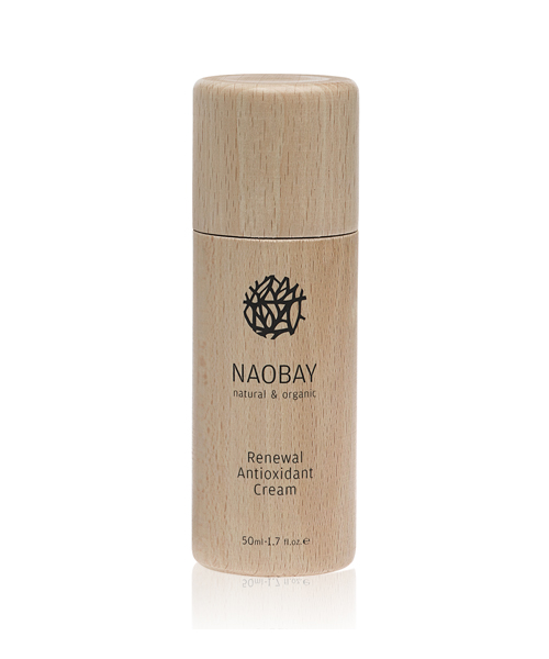 NAobay (Испания) bio : Renewal Antioxidant Cream : <p>Восстанавливающий антиоксидантный крем</p>