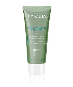 Phytodess : Драгоценная глина МАЛАХИТ TERRE PRÉCIEUSE MALACHITE